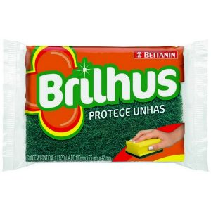 ESPONJA BRILHUS SALVA UñAS