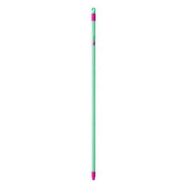 CABO DE ACERO Verde 1.20mt (Bicolor)